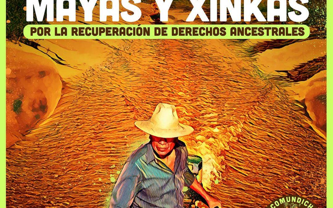 ¡La tierra es de quien lucha por ella! #RecuperaLaTierra